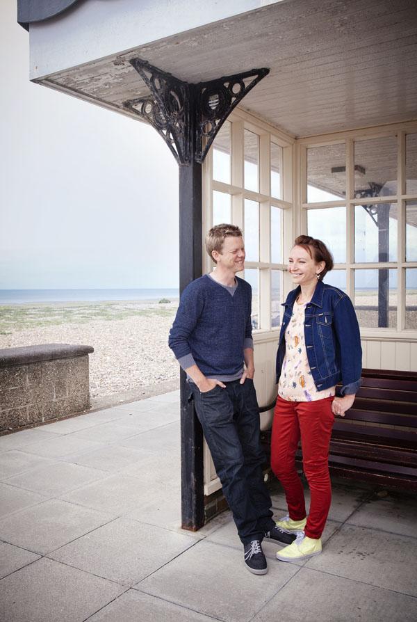 Ross and Jana on beach.jpg