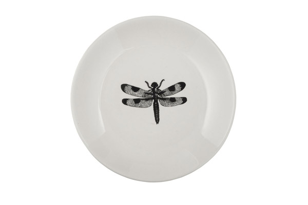Dragon Fly plate by Day Birger Et Mikkelson  - Amara Living 