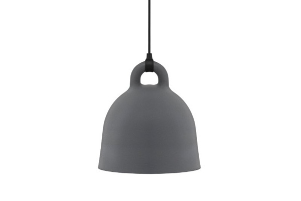 Bell pendant light by Normann Copenhagen   - Heals 