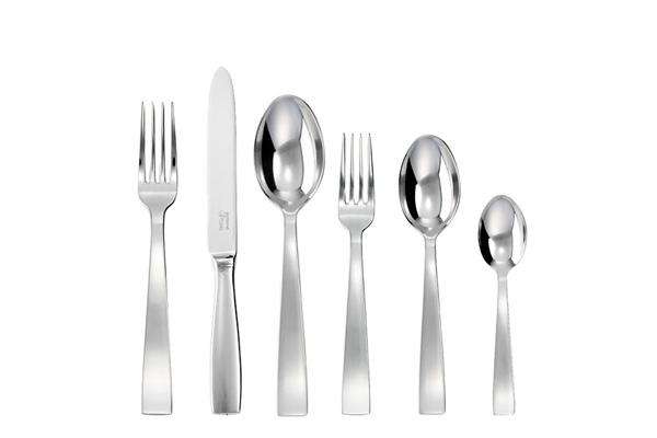 Sambonet Gio Ponti polished stainless steel cutlery set