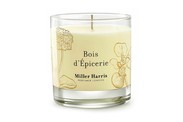 Miller Harris festive scented candle