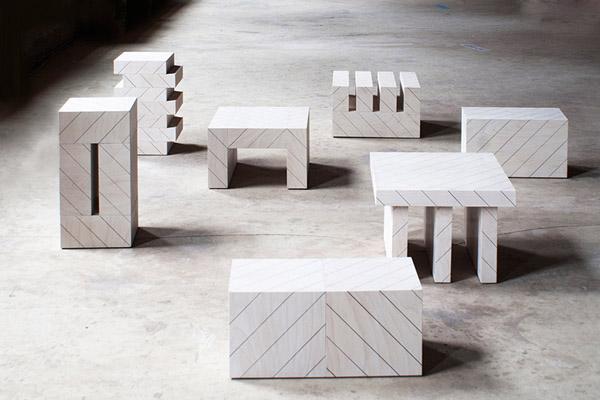 Grupo Metafisico tables