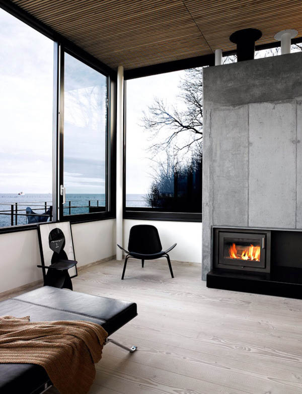 Casa Spodsbjerg, Langeland, Denmark - Arkitema Architects