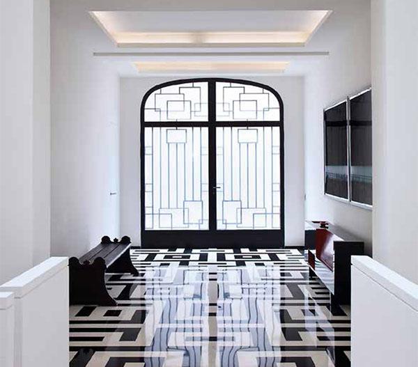 Hotel Particulier, Paris - Pierre Yovanovitch
