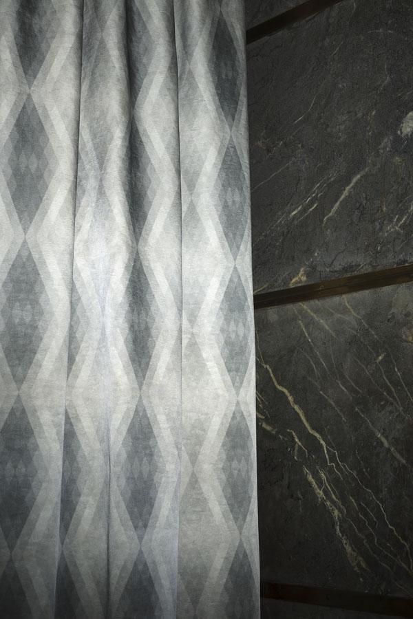 Dedar Dedaedro curtain   Design Hunter