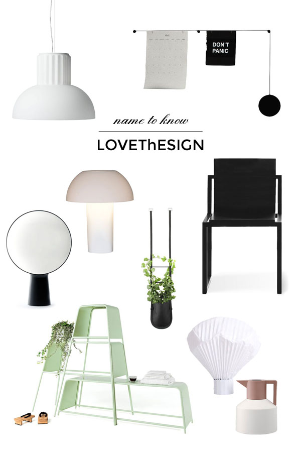 name to know | LOVEThESIGN