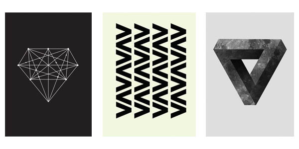 black and white graphic art prints | Joss and Main