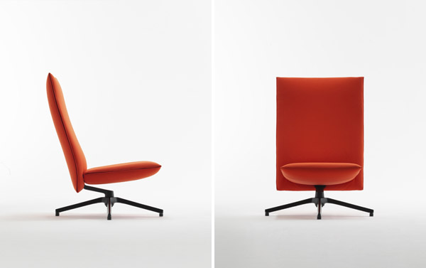 Pilot chair by Barber Osgerby for Knoll | Design Hunter