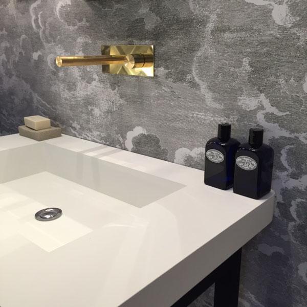 Bathroom details at Astro