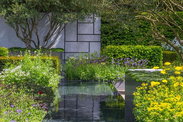 The Telegraph Garden by Marcus Barnett RHS Chelsea 2015 | Design Hunter