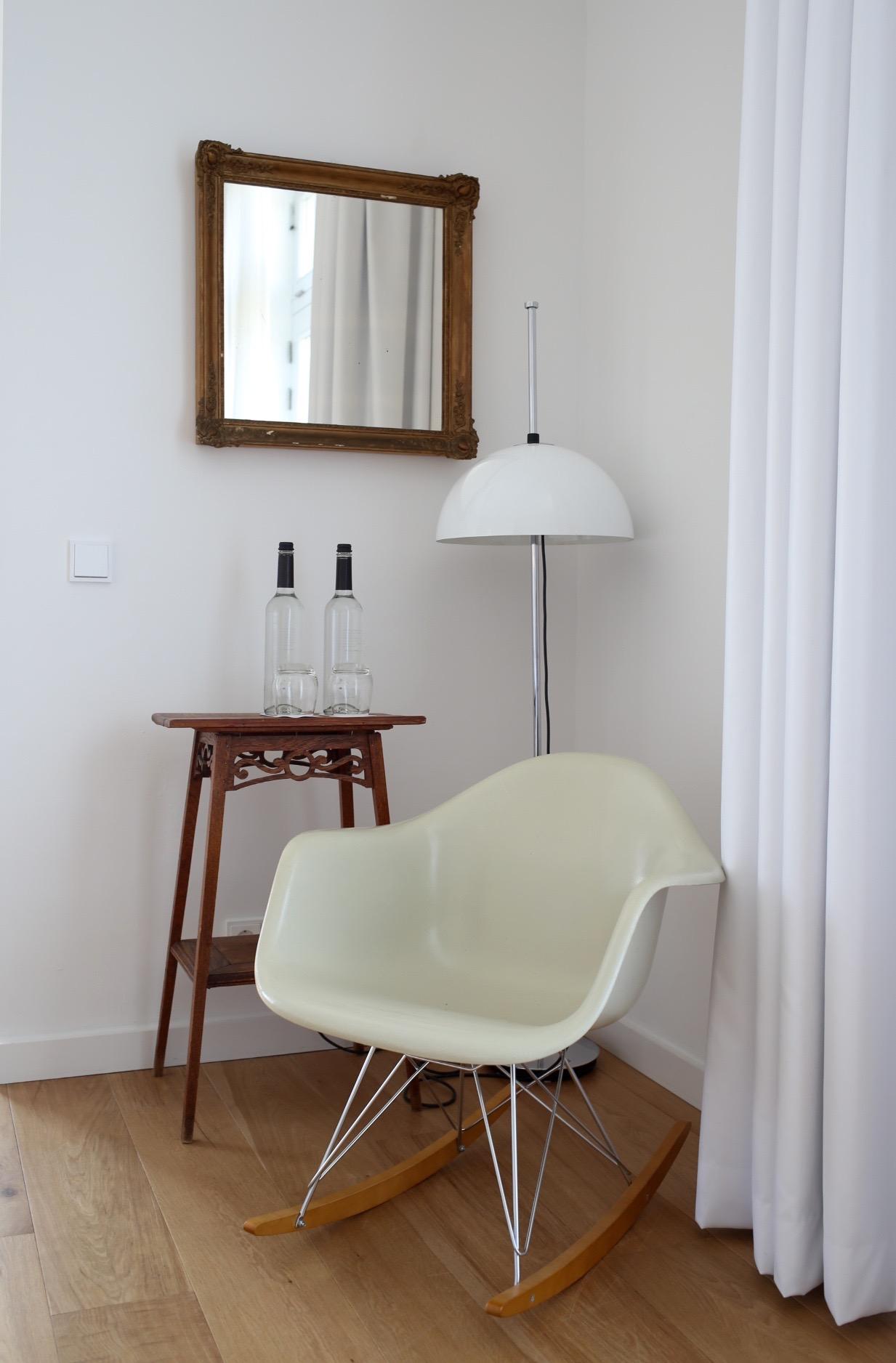 Terrace suite at Vesper Hotel Noordwijk | Design Hunter