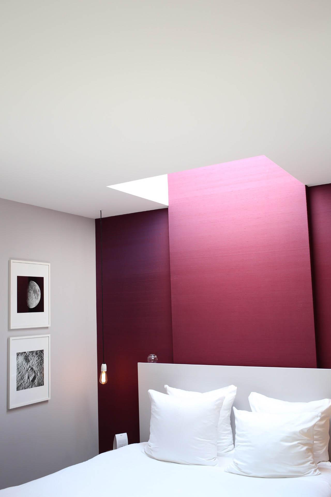Classic room at Vesper Hotel Noordwijk | Design Hunter
