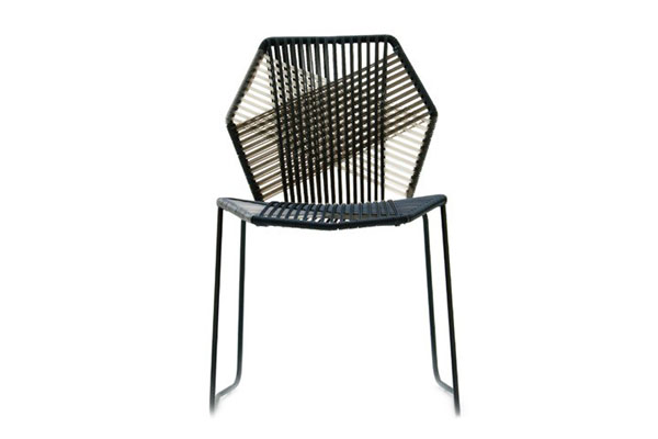 Moroso Tropicalia chair by Patricia Urquiola