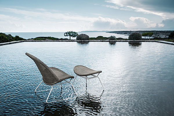 Gloster Bepal Lounge Chair