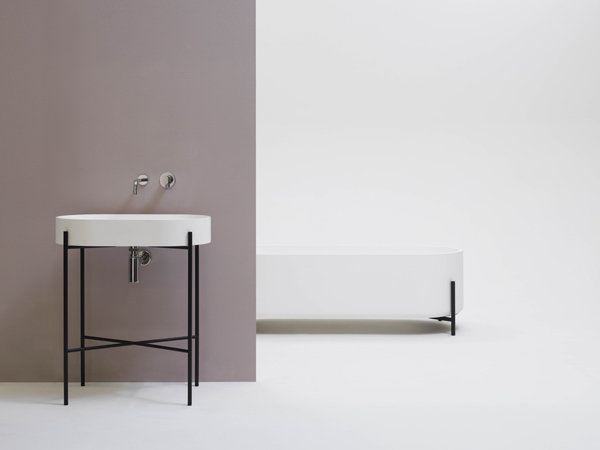 Stand bathroom collection by Norm Architects for Ex.t