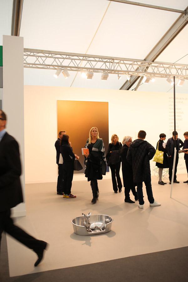 Frieze Art Fair London 2015