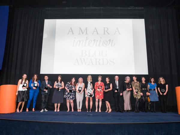 The Amara Interior Blog Award winners 2015