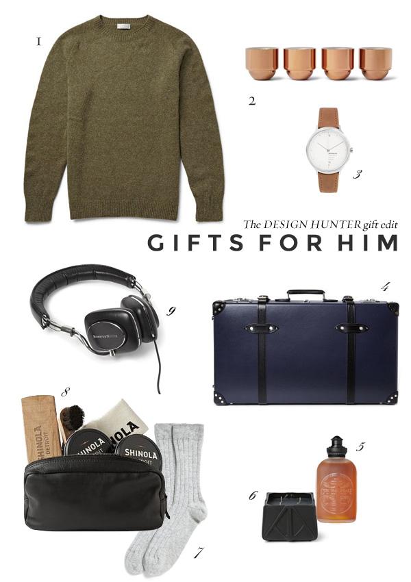 Christmas Gift Edit   For Him