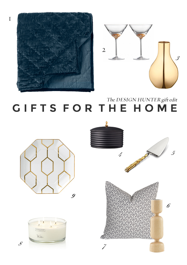 Christmas Gift Edit | For the home