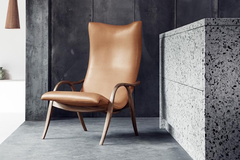 Signature chair by Frits Henningsen for Carl Hansen