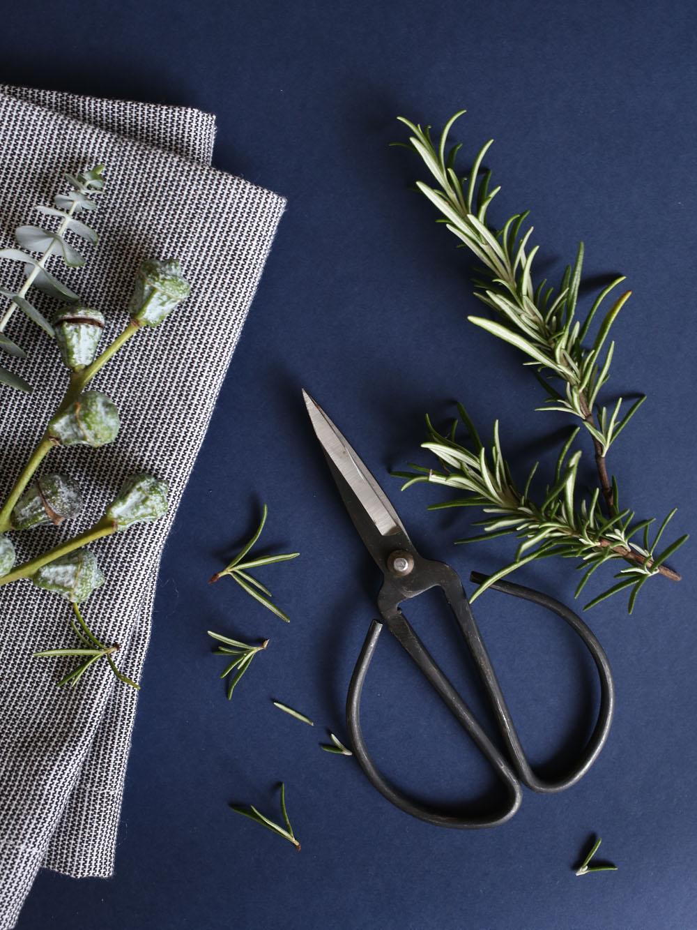 Rosemary and Eucalyptus