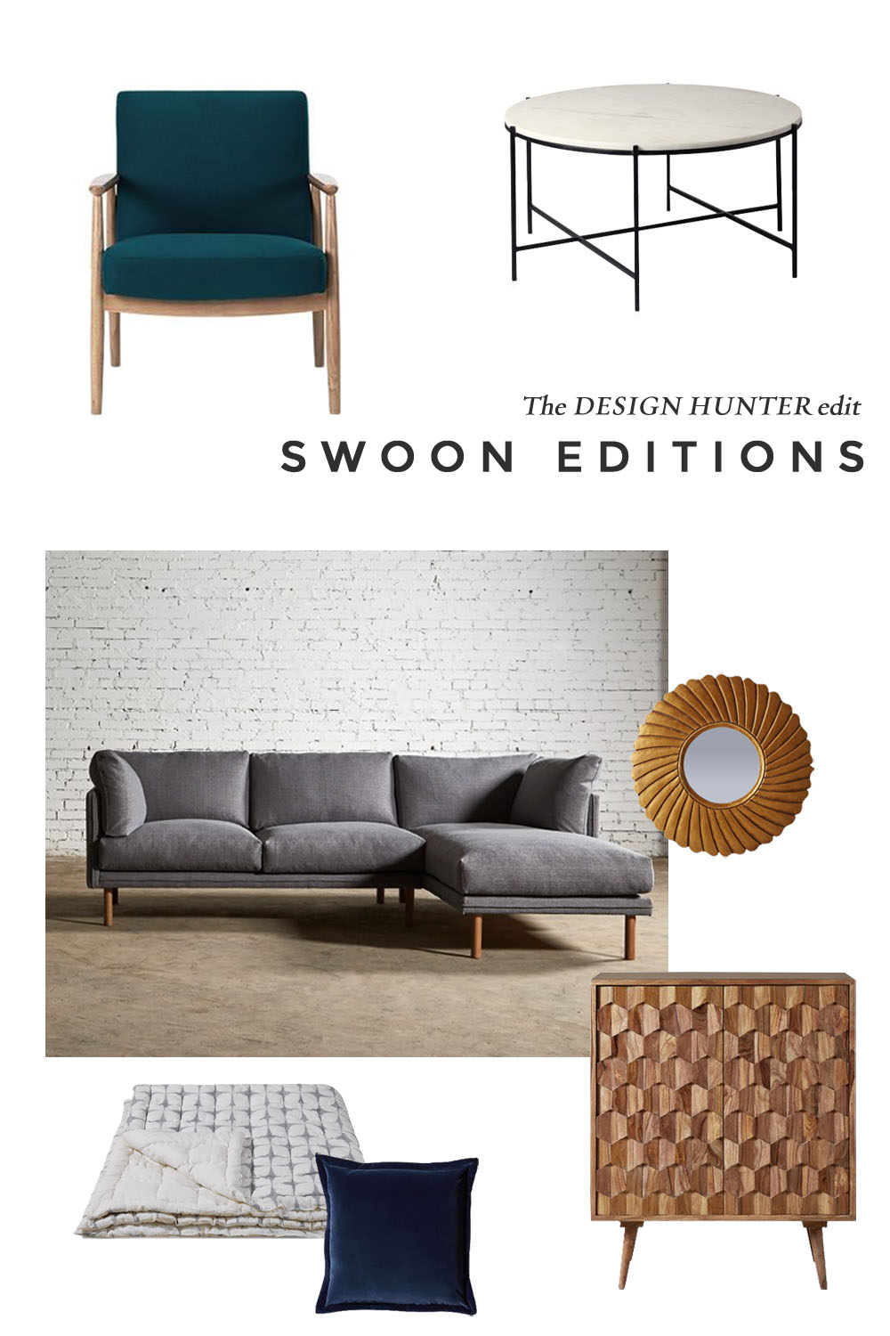 Swoon Editions | The Design Hunter edit