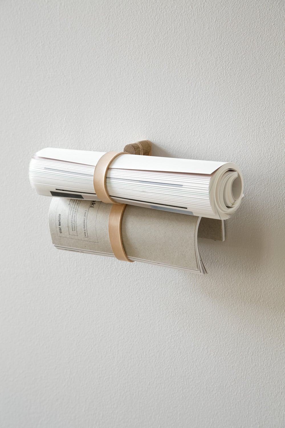 Leather wall loop | by Wirth