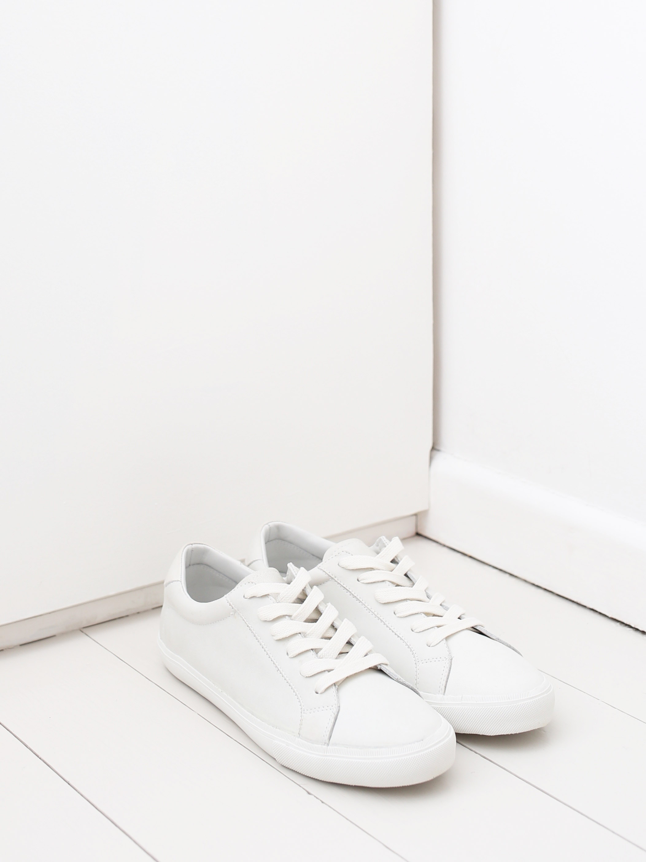 White leather sneakers | Gant Rugger