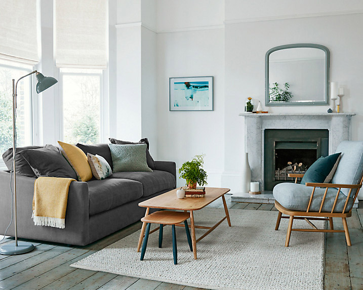 Living Room | John Lewis Croft Collection