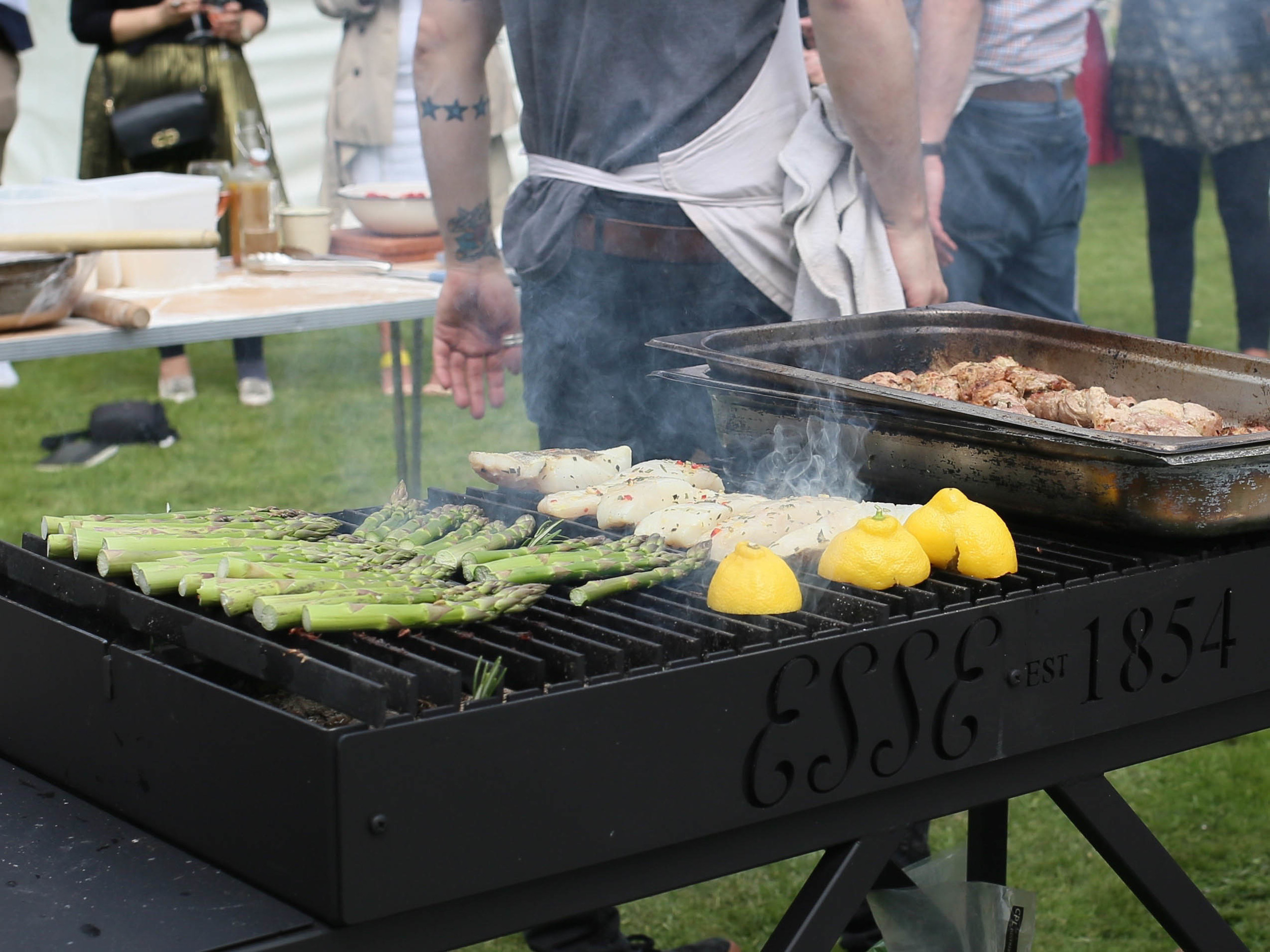 Summer barbecue with The White Company | Design Hunter