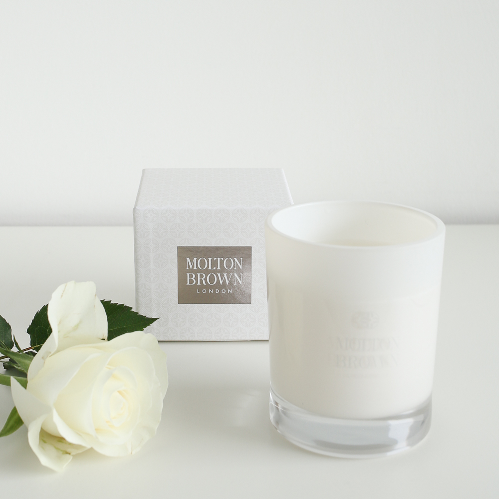 Coco and Sandalwood candle | Molton Brown