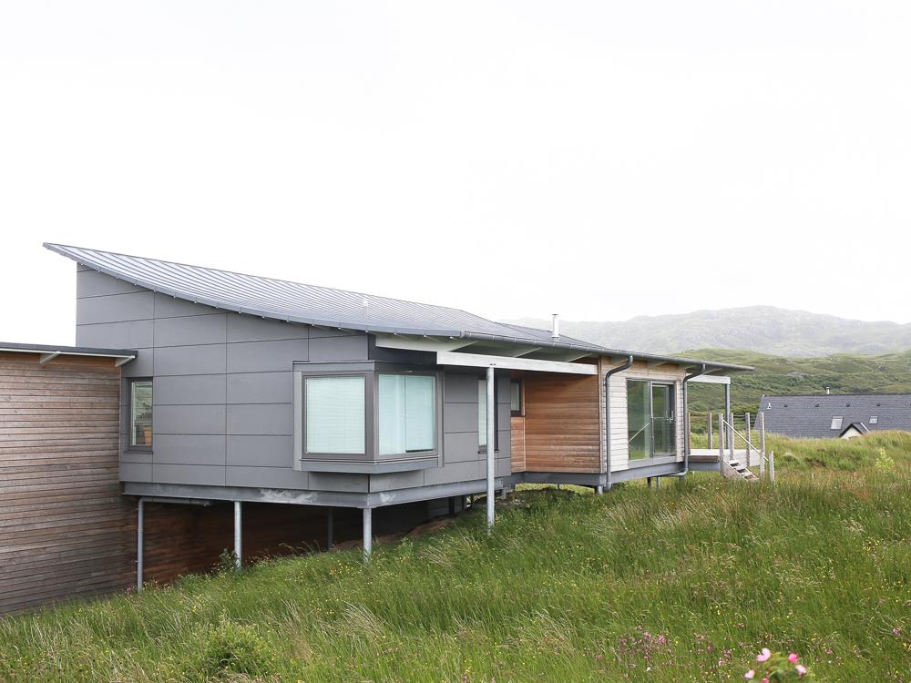 Contemporary home on the west coast of Scotland | Design Hunter