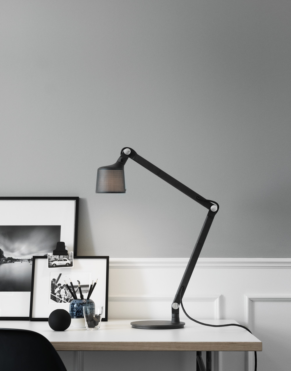 Vipp table lamp | Design Hunter