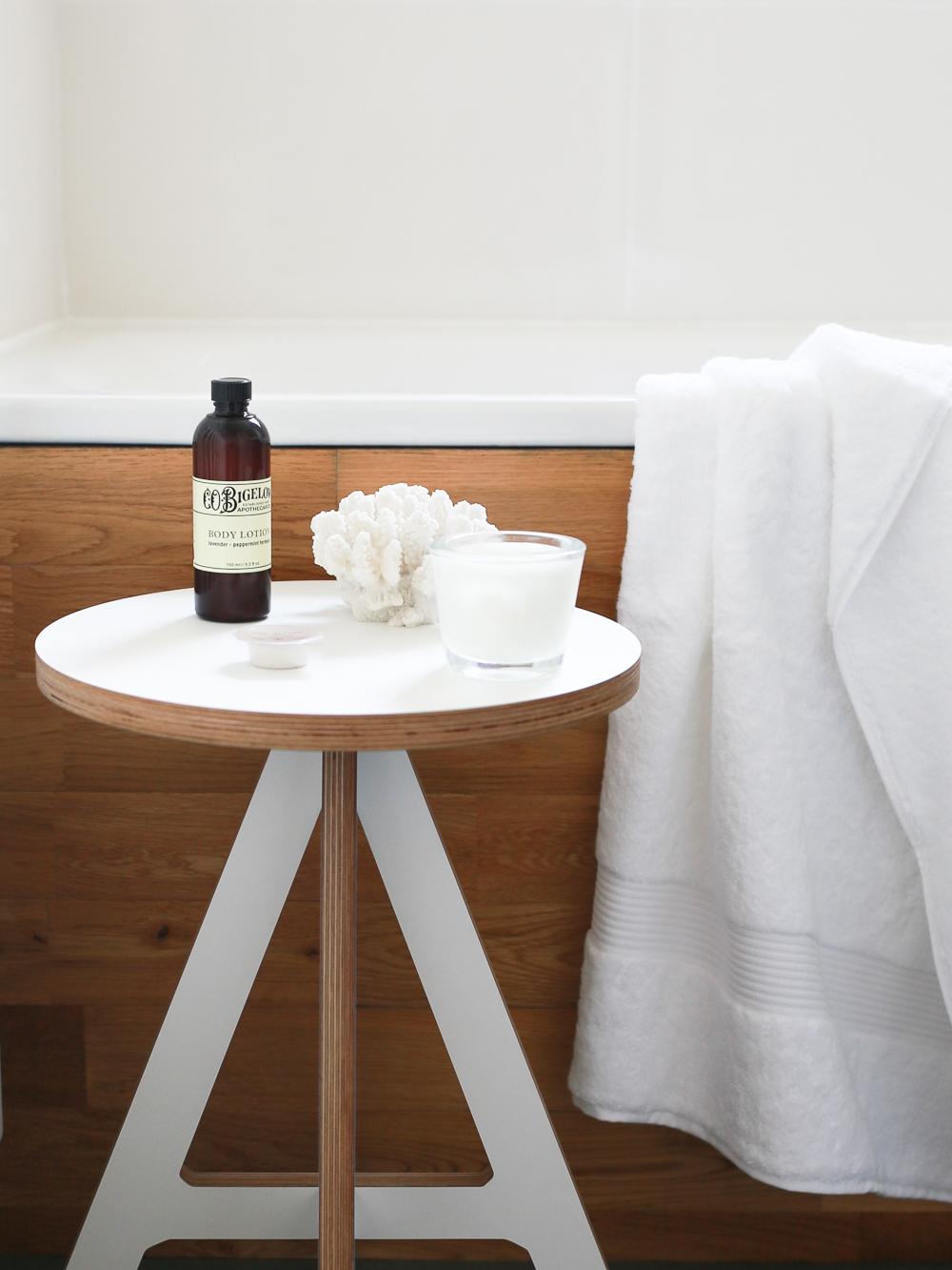 Home spa pamper session | Design Hunter