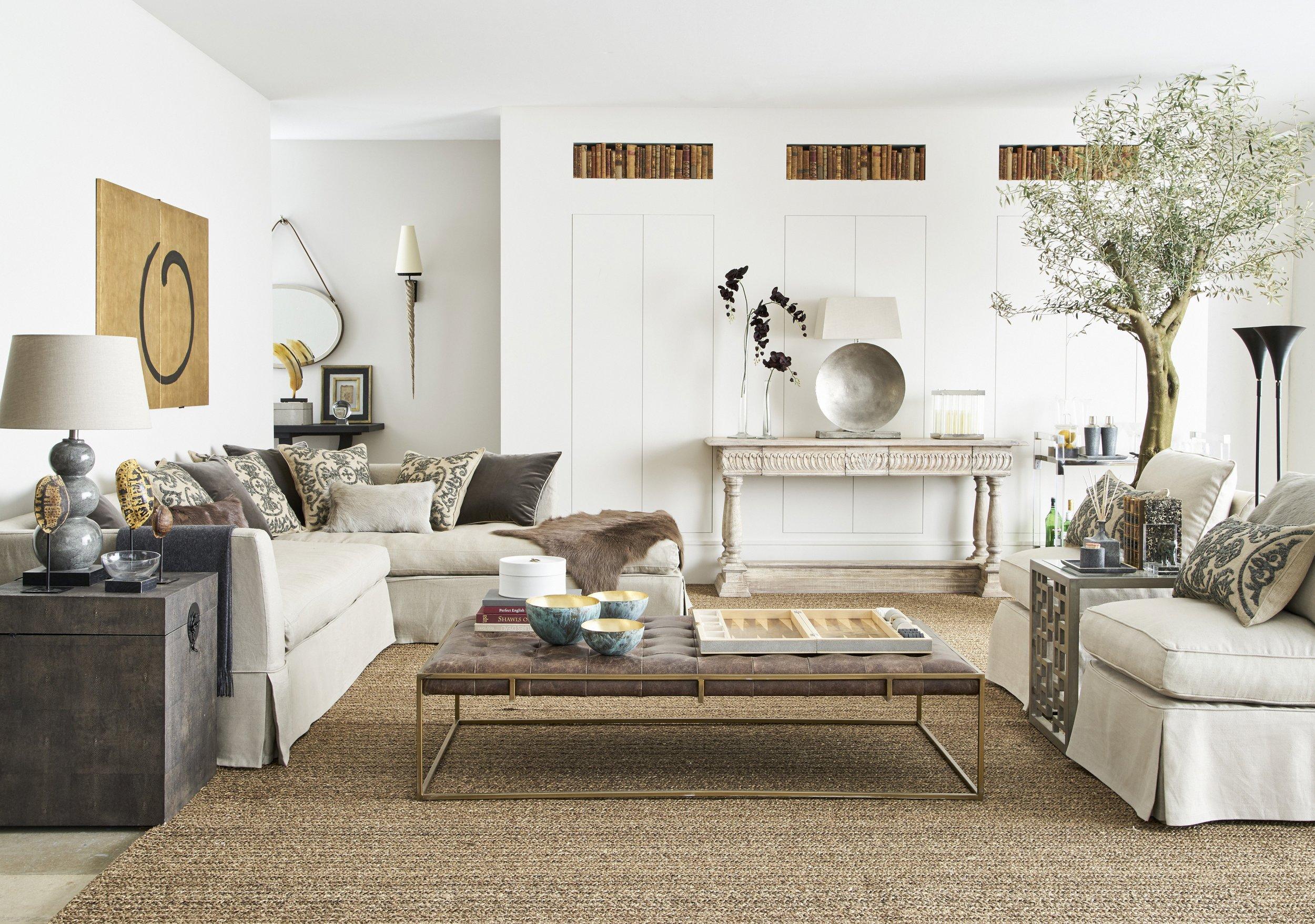 Sue Jones sitting room | OKA AW16