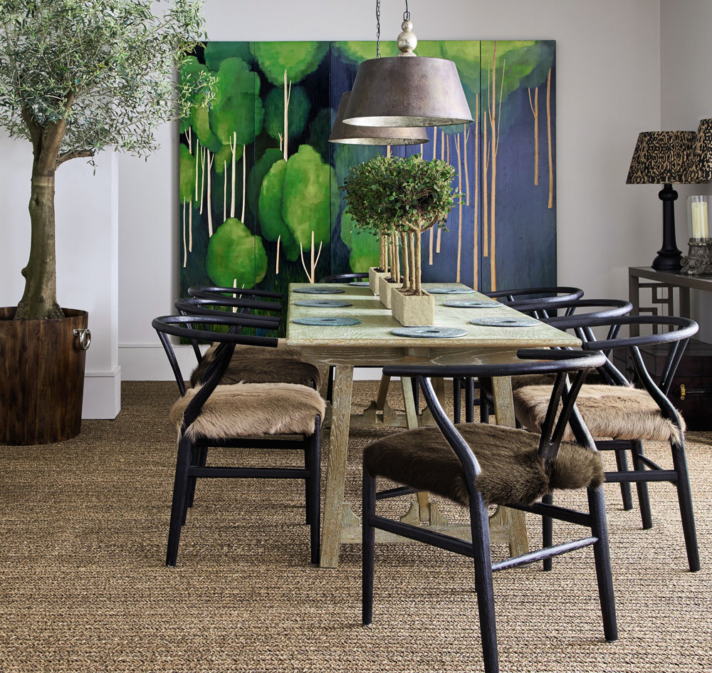 OKA AW16 dining room