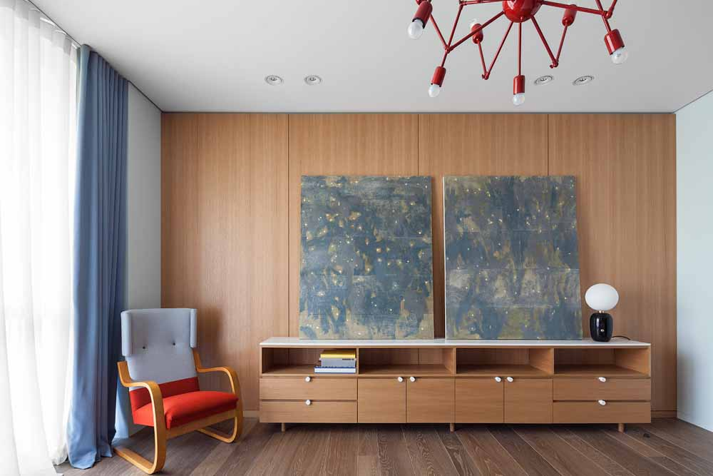 Moscow apartment by FORM Architects