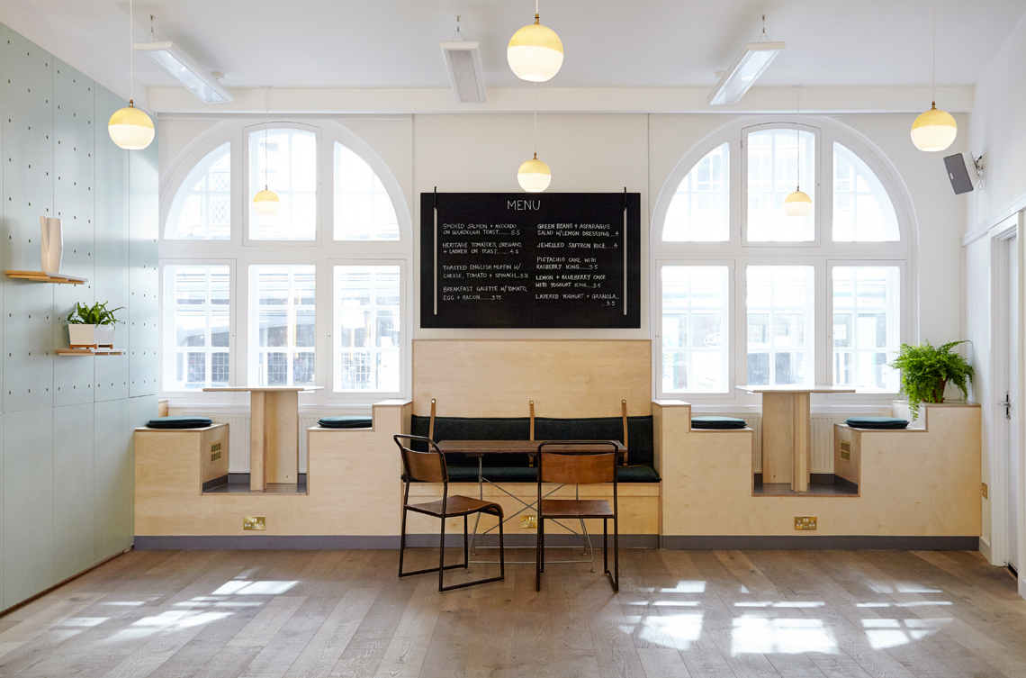 Dean Street Cafe | Nina and Co