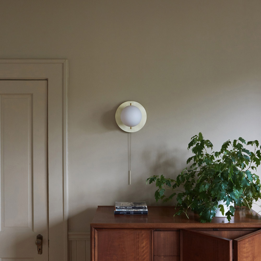 Workstead sconce light   Another Country
