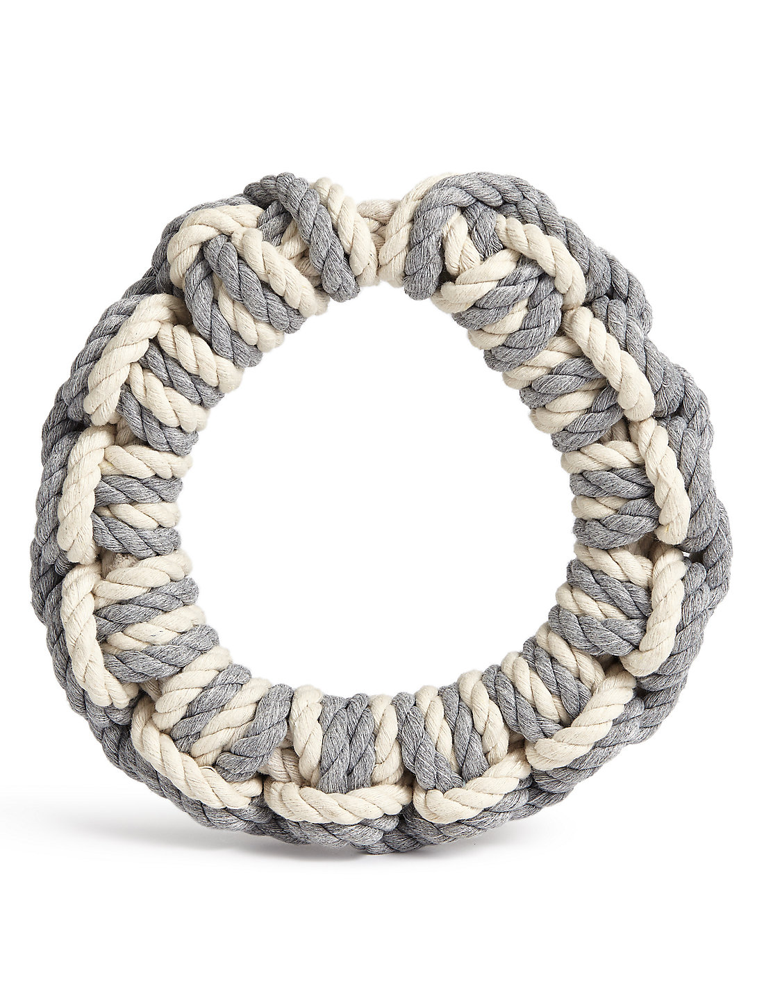 Rope ring dog toy | M&S