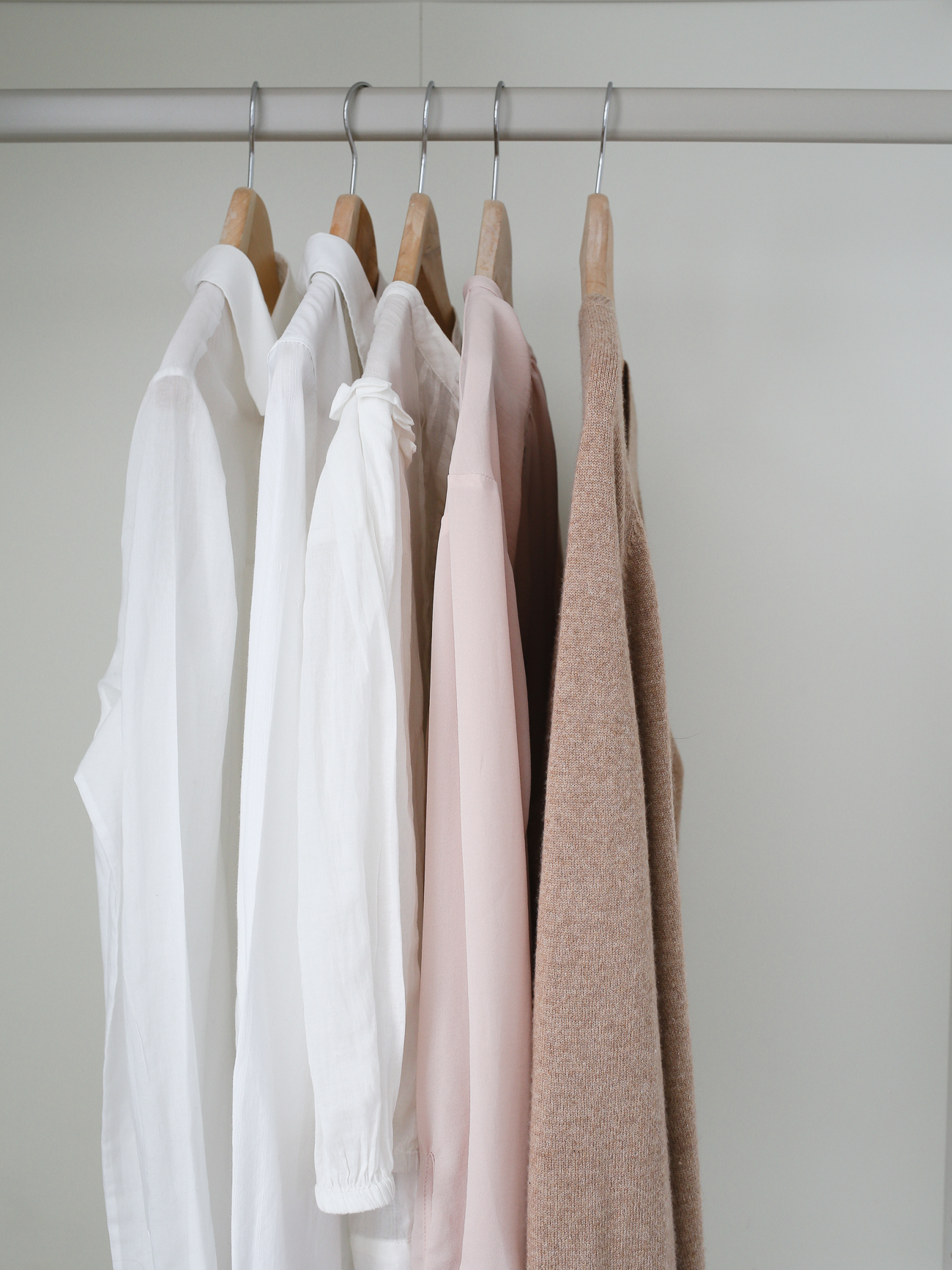 Clothes in wardrobe | Design Hunter