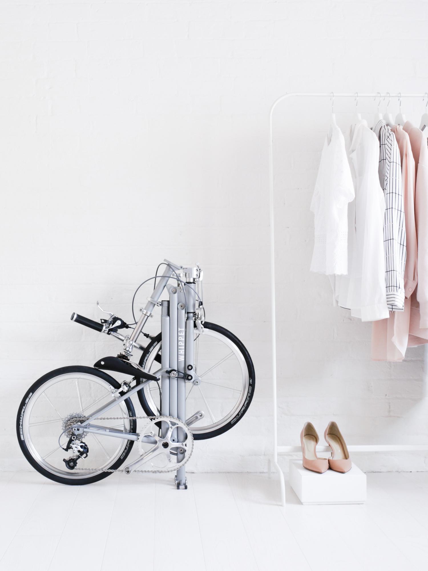 Whippet Bicycle - a new British folding bike