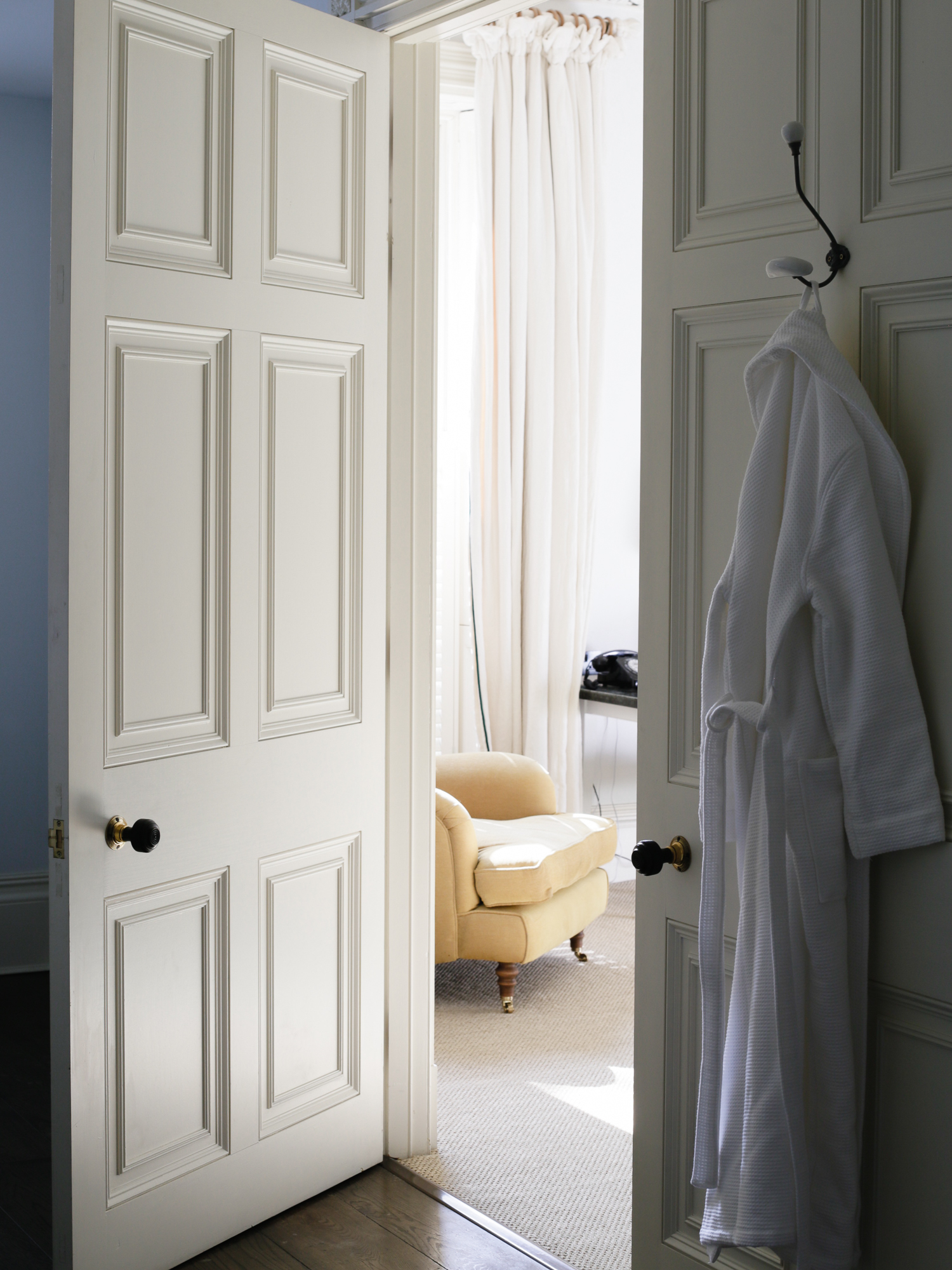 Luxury hotel bathroom at No 38 The Park Cheltenham   Design Hunter