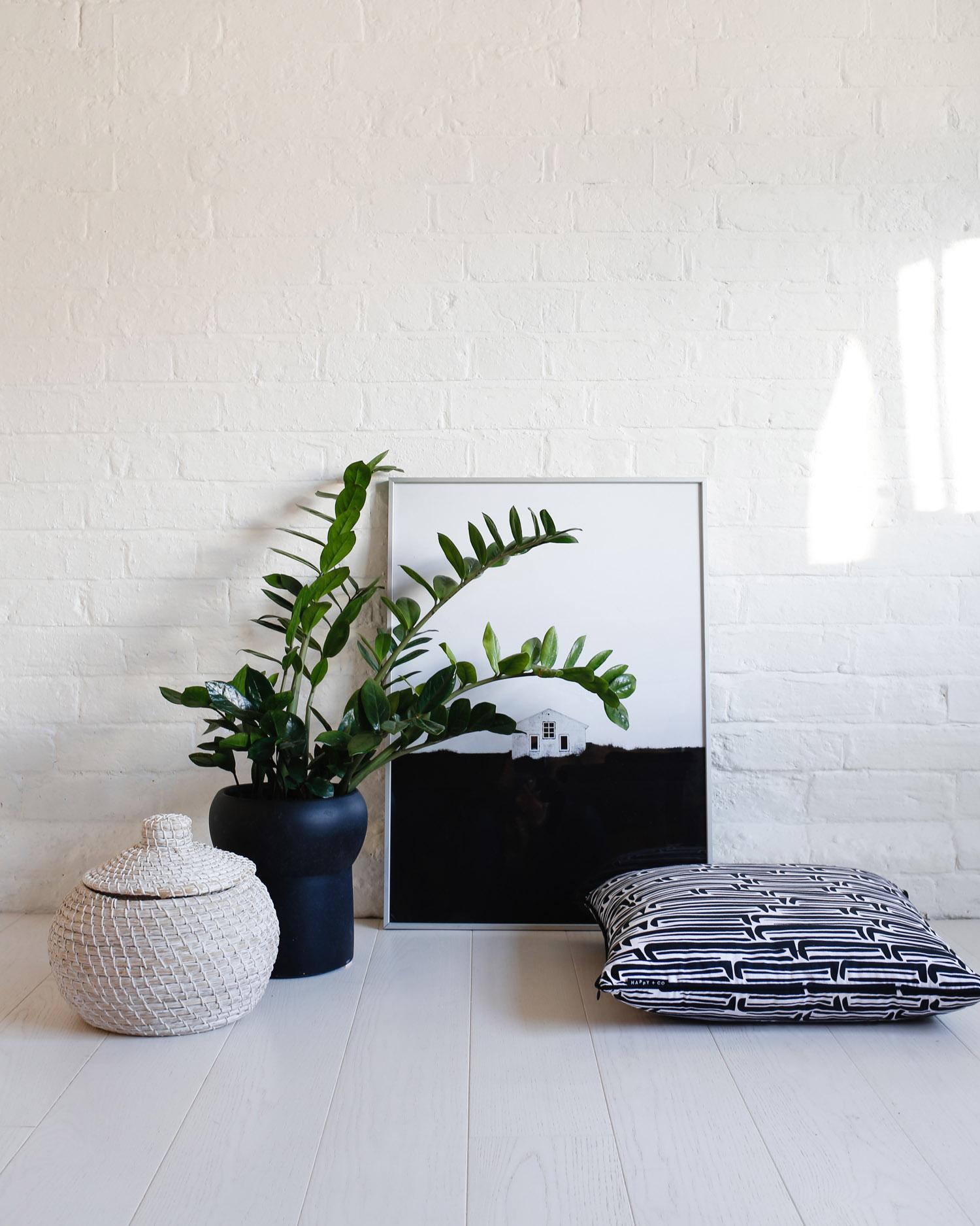 Happy and Co cushion | Design Hunter