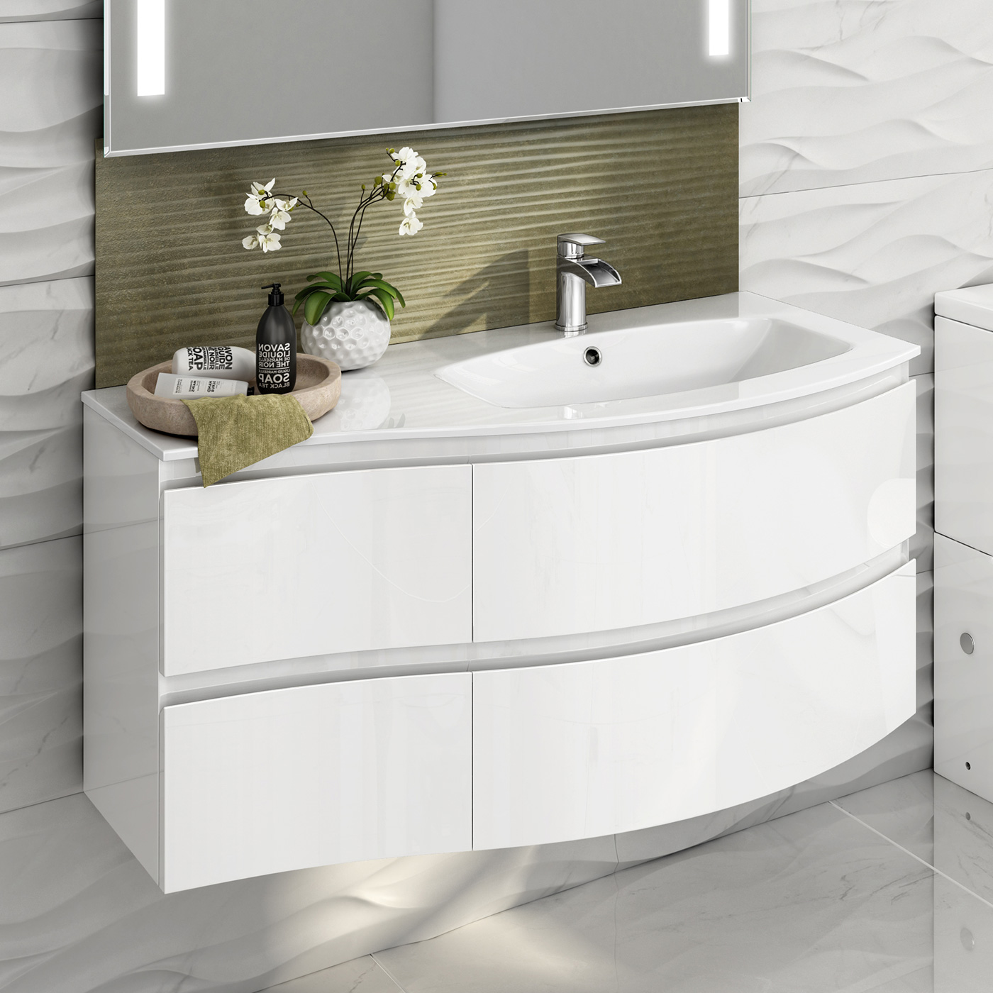 Bathroom vanity unit | Soak.com