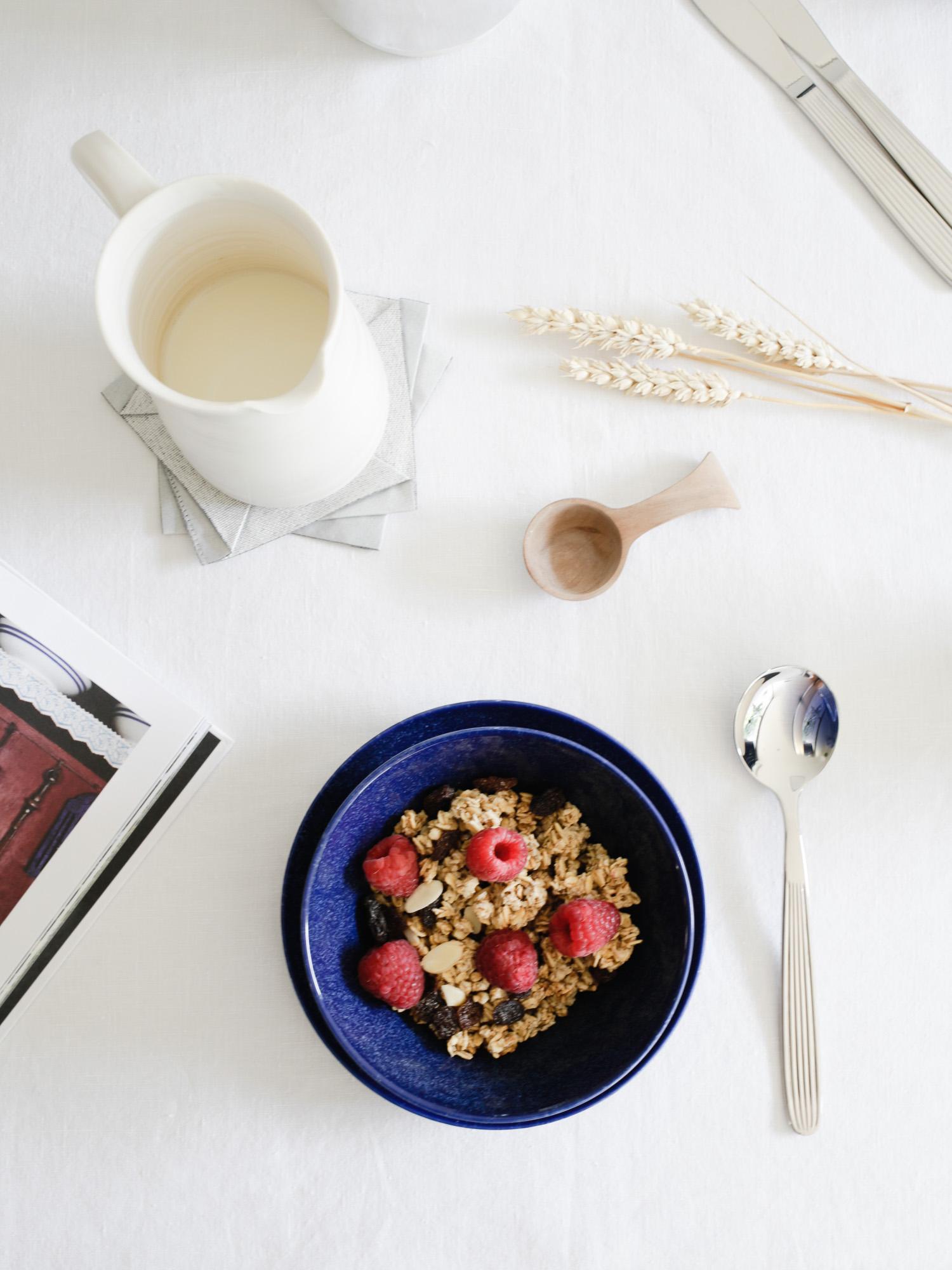 Breakfast table with iittala tableware | Design Hunter