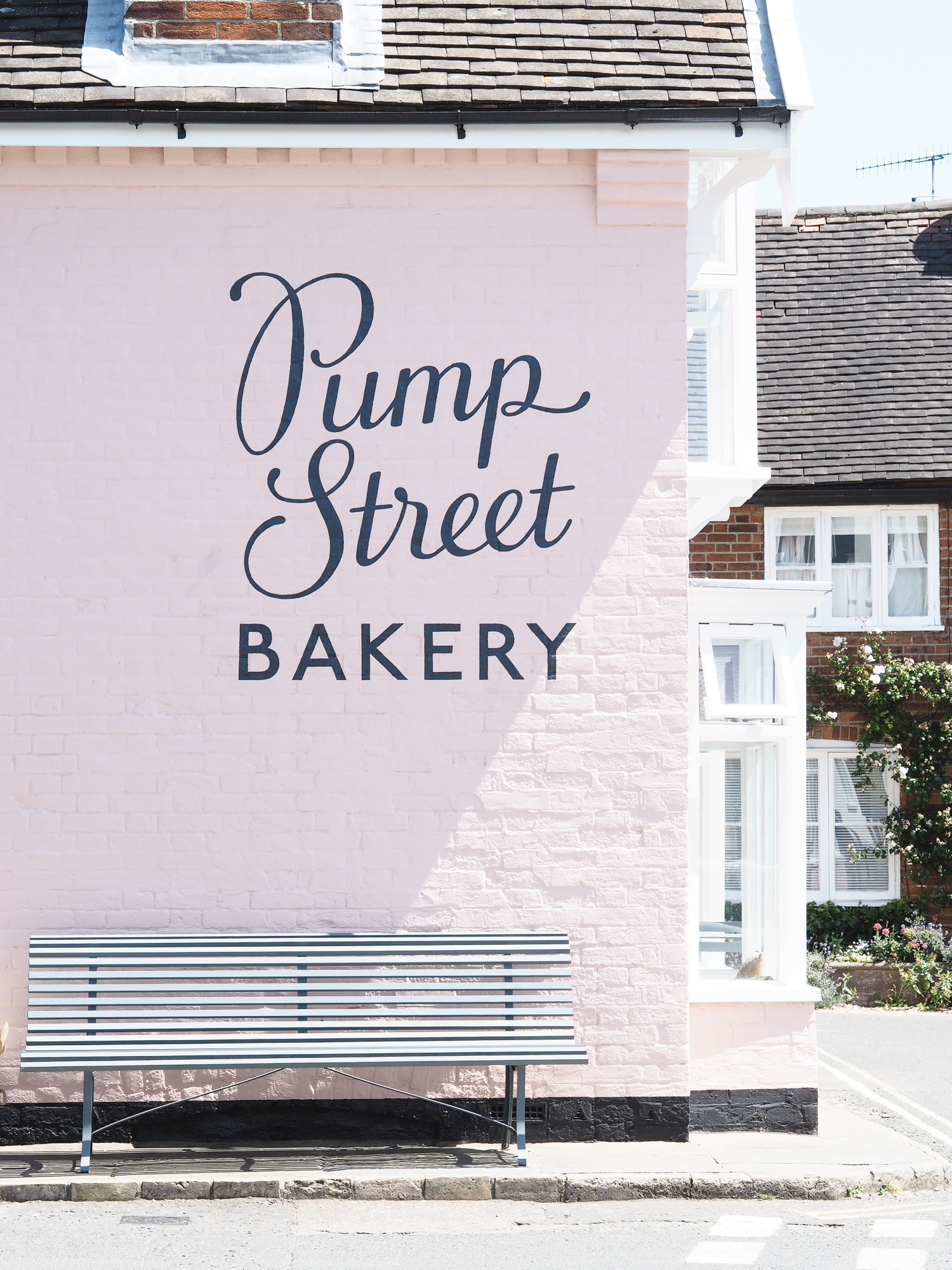 Pump Street Bakery | Design Hunter