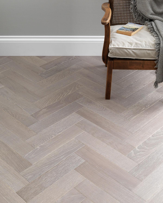Goodrich Feather Oak - Woodpecker Flooring