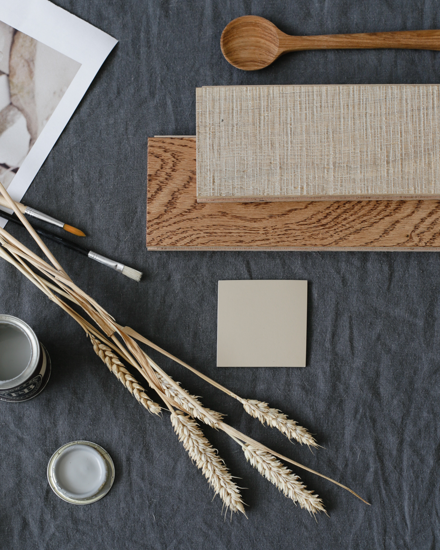 Goodrich Salted Oak &Coffee Oak. Styling & photography by Design Hunter.