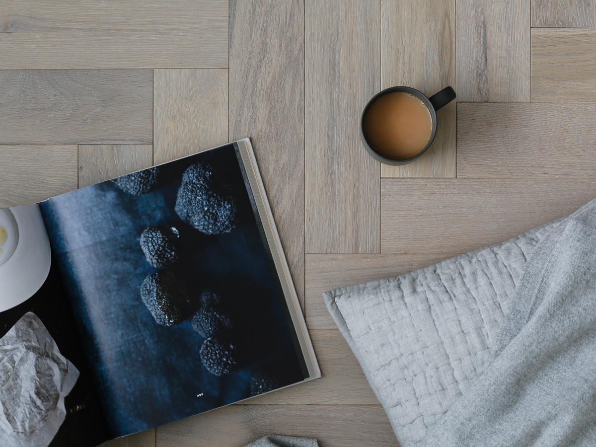 Oak parquet flooring | Design Hunter